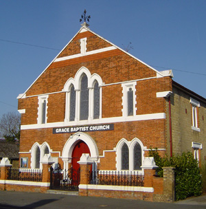 Warboys Grace Baptist Church