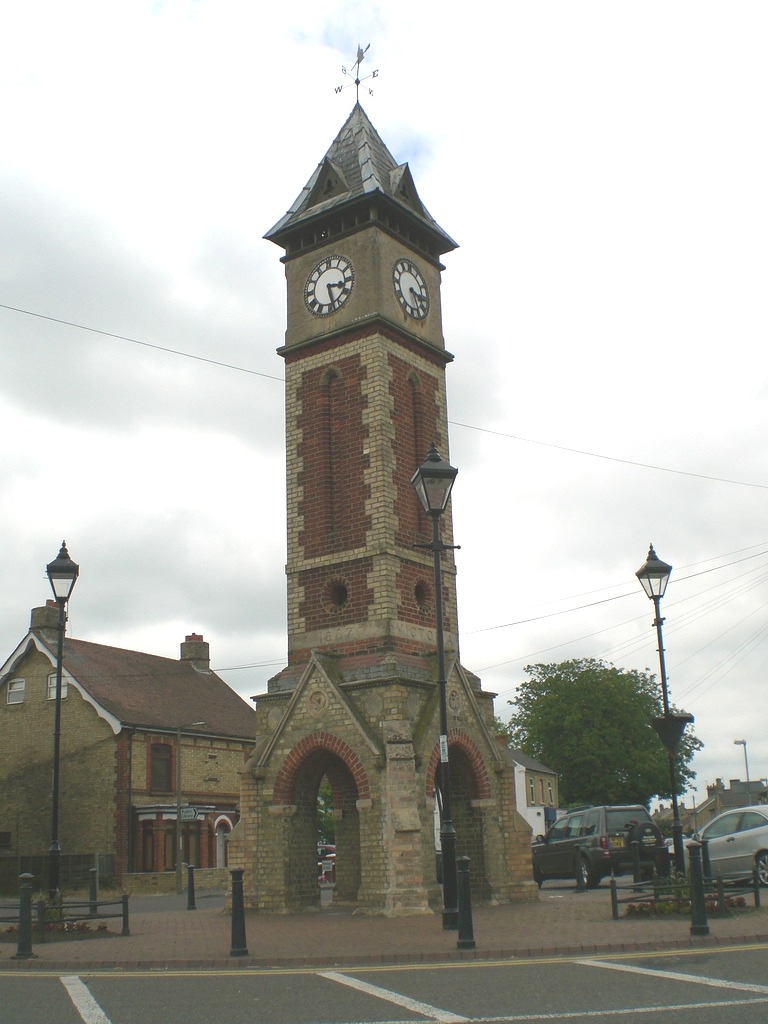 Warboys Clock Tower